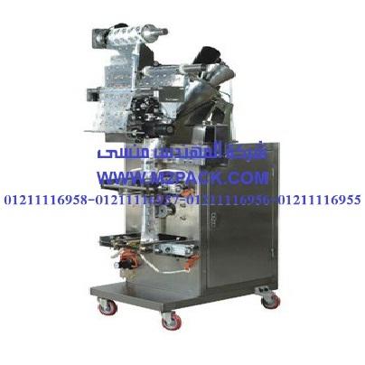 ماكينة تغليف البودرة الأوتوماتيكية موديلm2pack com sj – y3