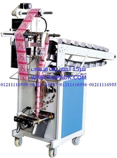 ماكينة التغليف نصف الأوتوماتيكية