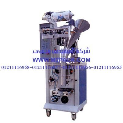 ماكينة تعبئة البودرة الأوتوماتيكية موديلm2pack com sj – 240